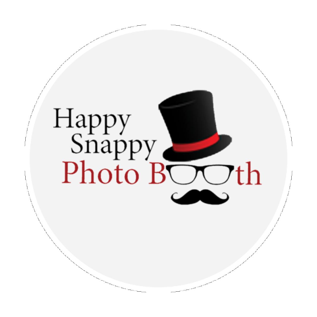 HappySnappyPhotoBoothLogo